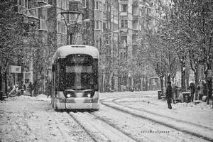 Tram by pigarot