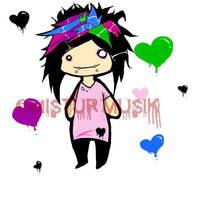 .::Looking Cute::. by Mistur-Musik
