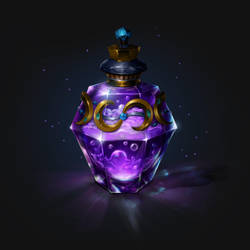 The Potion Icon by merrrigold
