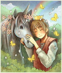 APH Prince Arthur by Radittz