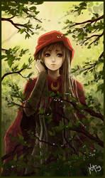 Hikari no Suashi by Radittz