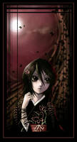 BLEACH--Rukia-chan portrait Oo by Radittz