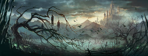 Fallen Kingdom by Radittz