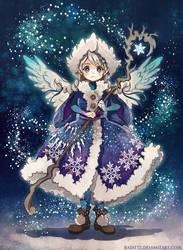 Snow Angel by Radittz