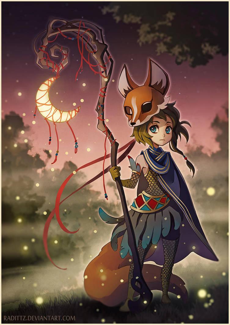 Firefly Keeper by Radittz