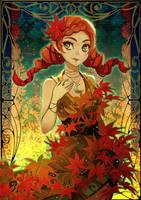 Maple Witch by Radittz