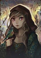 Sorceress by Radittz