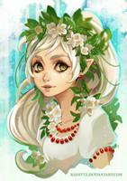 Jasmine Fairy by Radittz