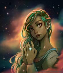 Nebula by Radittz