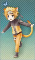 Kitty Shippuden Naruto by Radittz