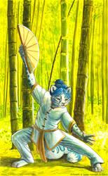 Martial Arts by Ahkahna