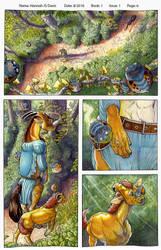 Tala'Nynn: Fire Fall, PG 6 by Ahkahna