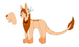 (Closed) Leria design raffle! by LolaTheKitty