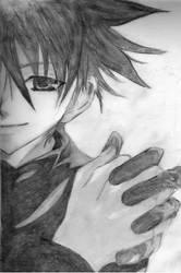 Daisuke by Fairyflames4