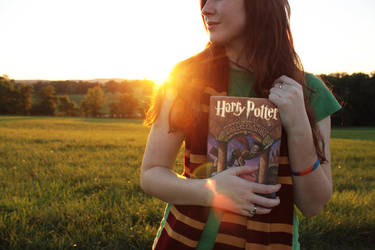 Thank You, JK Rowling. by mandeelion