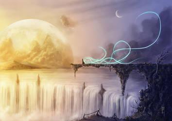 World's End by DeanOyebo