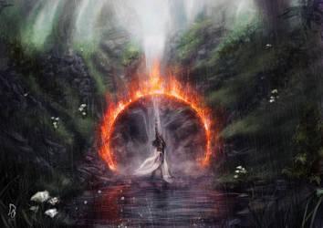Set Fire to the Rain by DeanOyebo