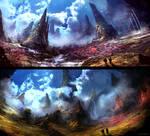 Landscapes by DeanOyebo