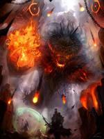 To Hunt Gods by DeanOyebo