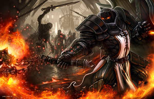 Crusader by DeanOyebo
