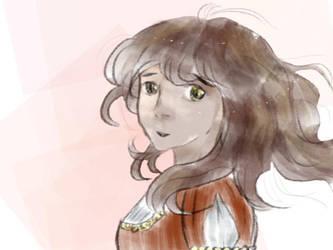 Miranda Sketch by ClarinettoMafioso