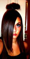 Jun Hair Trial by margo98