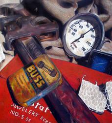 Rust 'N Roll by margo98