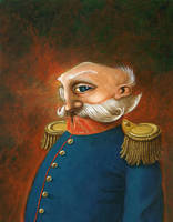 General Dourakine by fabricebackes