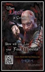 Ara'Kus Crypticon 2014 Promo Ad by LadyTempusMori