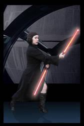 Princess Leia Buns by LadyTempusMori