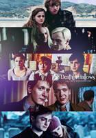 The Deathly Hallows by italianaussiehottie