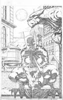 batgirl sample cover by bobbett