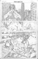 spiderman samp. by bobbett