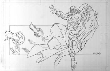 Magneto by bobbett