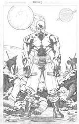Riddick by bobbett