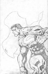 superman by bobbett