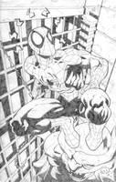 Spider sense by bobbett