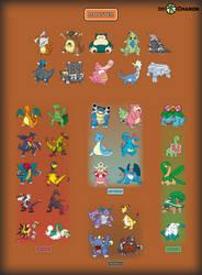 Monster Pokemon by Saiph-Charon