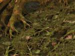 Forest on Garalon IV by CmdrChaos