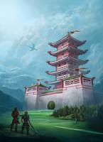 Dragons Champion by BobKehl
