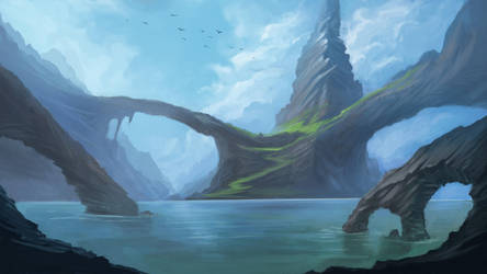 Lagoon by BobKehl