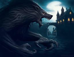 Werewolf by BobKehl