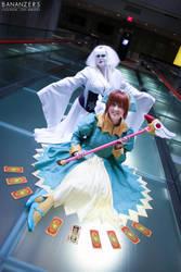 Cardcaptor Sakura Preiew by lunaladyoflight