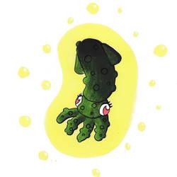 Pickley Squid by MissIp