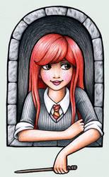 Ginny by ArtfulJessica