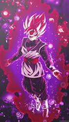 Black Goku phone wallpaper by cdrwalls