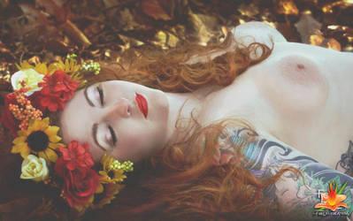 Sleeping Beauty by FireLillyCreations