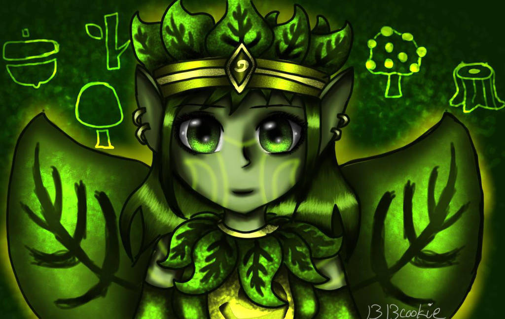 The Runes and the Queen by 1313cookie
