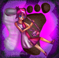 Follow the Footprint by 1313cookie