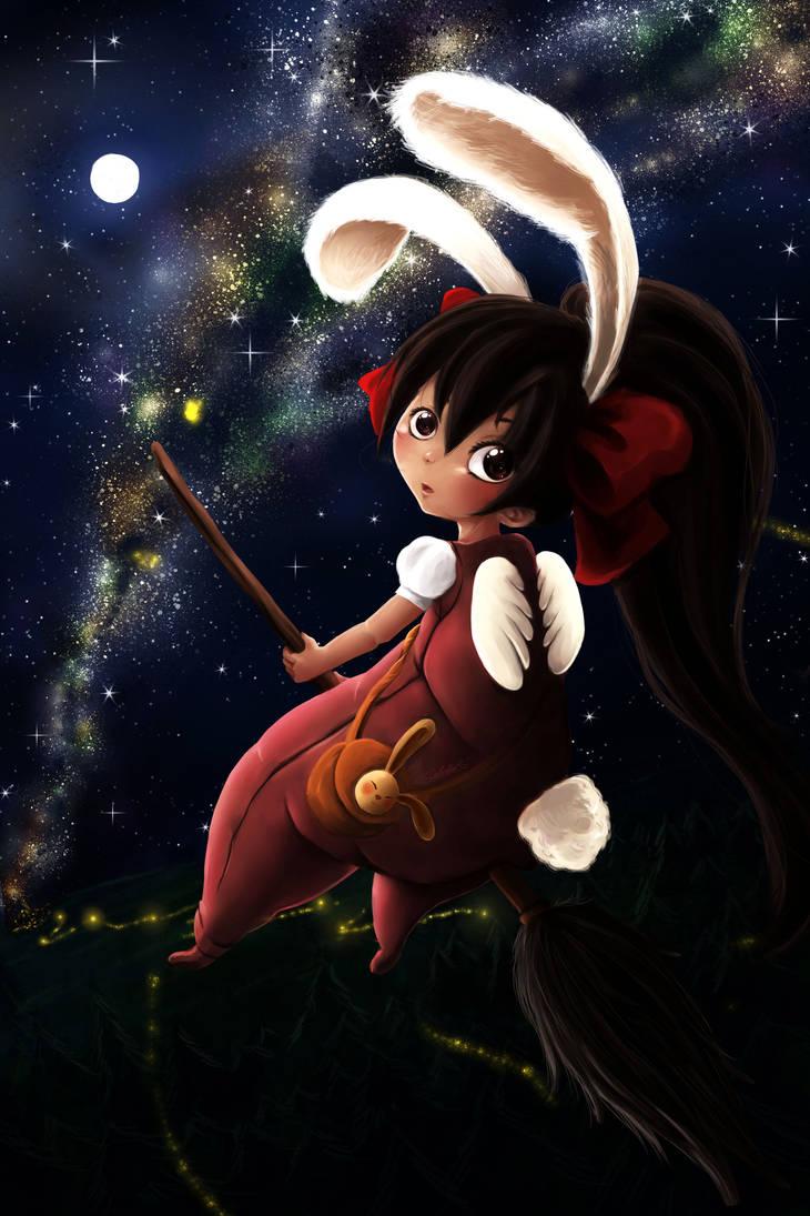 Alice The Rabbit by tweedeldee